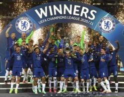 El joven alemán de 21 años, Kai Havertz, convirtió el tanto que le dio la segunda Champions al Chelsea.