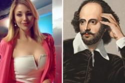 Homónimos. William Shakespeare, el dramaturgo inglés muerto en 1616 y su homónimo, William Shakespeare, el primer hombre en recibir una vacuna contra el Covid, muerto hace unos días.