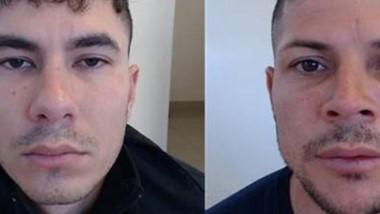 Carlos Olivieri y Daniel Piclou, condenados por un asalto en 2019.