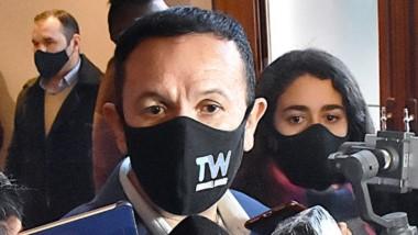 el intendente de Trelew cumplirá agenda en Buenos Aires hoy.