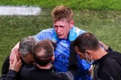De Bruyne tiene dos huesos de la cara rotos tras su choque con Rüdiger.