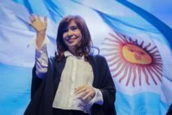La vicepresidenta Cristina Kirchner apuntó duro contra la Corte Suprema de Justicia.