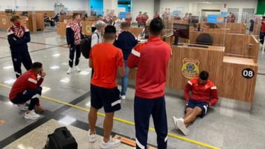 Independiente pasó casi cinco horas sin alimento, ni hidratación