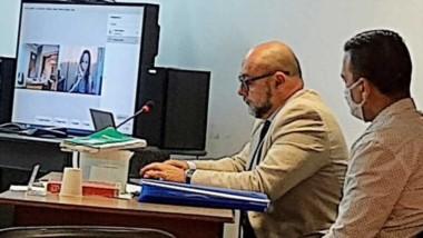 Samuel Alcalá fue declarado culpable por un tribunal colegiado.