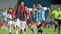 Racing mostró una mejor versión, empató con San Pablo y sumó un punto clave en la Libertadores.