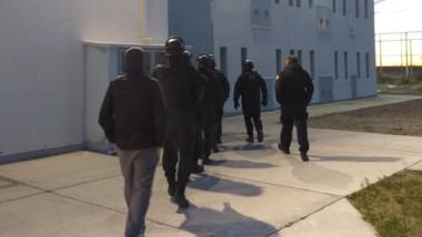 Un módulo del IPP de la ruta Nº 3 fue allanado por efectivos policiales.