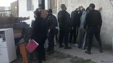 El procedimiento policial se llevó a cabo en José Alberdi y Estivariz.