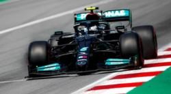 Histórica clasificación de la Fórmula 1: Lewis Hamilton logró su pole número 100 en el Gran Premio de España.