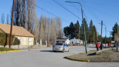 En Gualjaina, los medidas son menos restrictivas que en otras localidades de la provincia de Chubut.