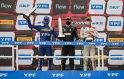 Damián Fineschi y el Fluence del Renault Castrol Team se adueñaron de la final del Campeonato Argentino y CODASUR de Súper TC2000.