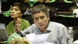 Máximo Kirchner fue el autor de la iniciativa que beneficia a tres millones de personas.