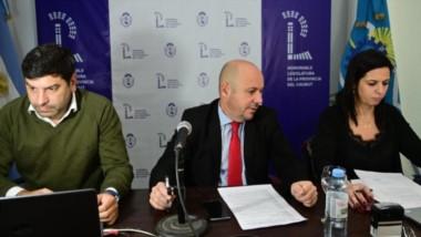 El vicegobernador Ricardo Sastre encabezó una nueva sesión con formato virtual en la Legislatura.