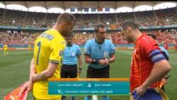 Fernando Rapallini hizo historia en Europa. Fue el primer árbitro sudamericano que impartirá justicia en la Eurocopa.