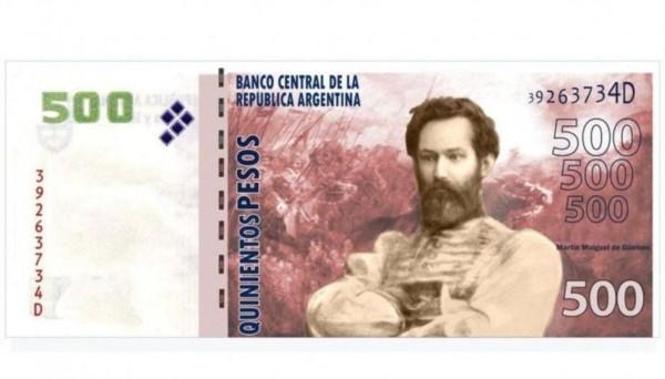 Fernández confirmó que en la nueva tanda de billetes que se emitirá se incluirá la imagen de Miguel de Güemes.