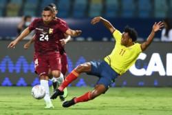 Fue 0 a 0 el encuentro entre el seleccionado cafetero y la vinotinto.