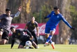 Vélez le ganó a Deportivo Riestra y Almirante Brown, en sus primeros amistosos.
