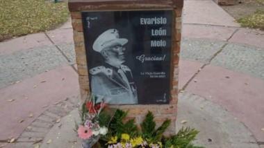 Eterno recuerdo. En Evaristo Melo se homenajeó a varios servidores.