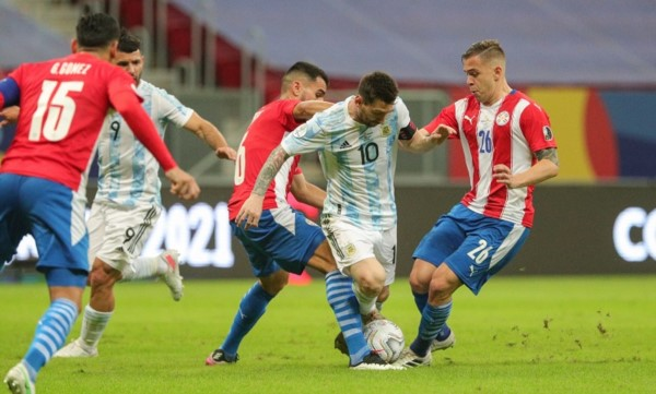 Argentina queda libre en la siguiente fecha (jueves) y el lunes cierra con Bolivia a las 21.