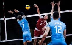 La Selección no pudo con la superioridad polaca y cae en el arranque de la semana 5 de competencia.