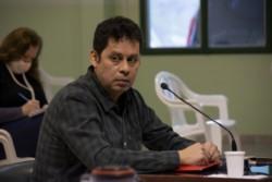 """Juan Manuel Pincheira, hijo del detenido desaparecido Miguel Ángel Pincheira, oriundo de Cutral Co, pidió que se sancione una ley que """"evite el negacionismo"""