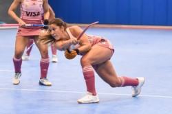 La chubutense Julia Gomes Fantasia es parte del seleccionado argentino.