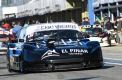 Buena clasificación de Thomás Micheloud en el TC Mouras al ubicarse en la 3era posición.