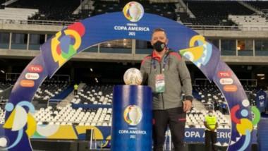 La aspiración de Campos es lograr un batacazo ante la Argentina.