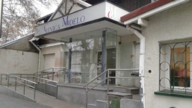 La Clínica Modelo de Esquel que desató la polémica entre el Gobierno Provincial y el municipio de Esquel.