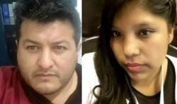 Santiago Gerónimo, médico de 44 años y María Castellón, quien trabajaba en el hospital Santojanni.