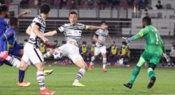 Con este triunfo por 5-0, el conjunto surcoreano definirá mano a mano con Líbano, escolta tres unidades por detrás.