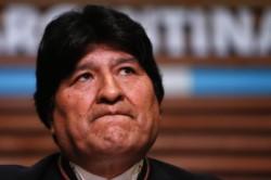 Evo Morales apuntó contra Mauricio Macri: