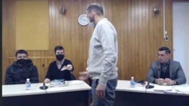 El acuerdo entre vícitmas y victimario se llevó a cabo en Rawson.