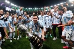 Messi y su gran anhelo: ganar una Copa con la Selección mayor.