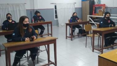 Se presentaron aspirantes de 13 cuarteles en modalidad virtual.