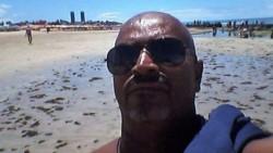 Marcelo Rocha Santos, de 51 años, se encontraba tomando licor con otros amigos.