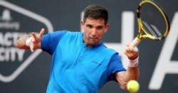 El azuleño se metió entre los cuatro mejores del ATP 500 de Alemania.