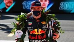 Max Verstappen se llevó la corona de laureles en la primer 'Sprint Qualy' de la F1.