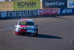 Pole con récord para Julián Santero en Paraná.