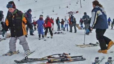 El Centro de Esquí La Hoya cuenta con 24 pistas y se encuentra a 13 kilómetros de Esquel.