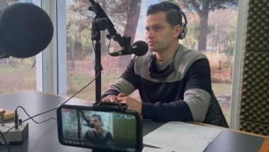 Ramiro Ibarra, el denunciante.