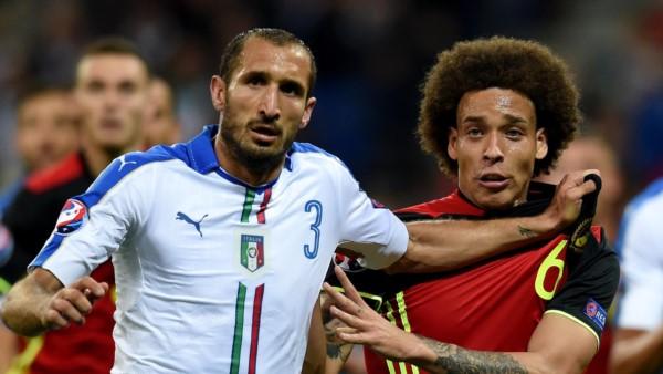 El duelo entre Italia y Bélgica se roba toda la atención de este viernes en la Eurocopa.