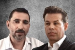 Gastón y Federico Machado, dos hermanos en problemas.