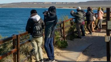 Muchos turistas transitan los atractivos de la zona. La ocupación promedio se mantiene en un 50%.