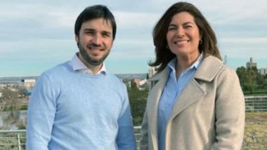 Torres junto a Ana Clara Romero presentaron formalmente la lista.