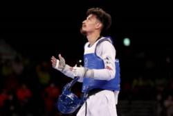 En sus primeros Juegos Olímpicos, el bonaerense se ubicó entre los mejores seis taekwondistas del mundo.