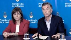 El fiscal Navas Ríal ya imputó semanas atrás al ex presidente Macri; a sus ex ministros de Seguridad y de Defensa, Patricia Bullrich y Oscar Aguad.