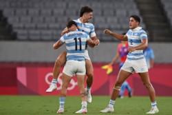 Los Pumas 7's tienen doble chance de darle a Argentina la primera medalla: este martes a las 23.30 enfrentarán a Fiji en una de las semifinales.