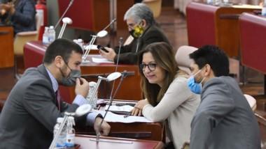El diputado Juan Pais explicó las modificaciones que se realizaron.