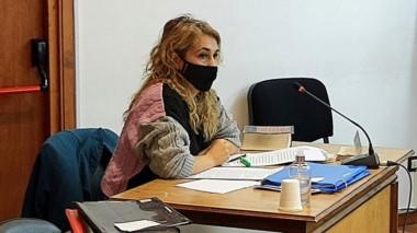 La fiscal Rita Barrionuevo accedió al acuerdo con el defensor Oyarzún.