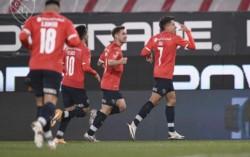 El Rojo no jugó un gran fútbol, Pero pegó en los momentos importantes con dos lindos goles de Roa y de Romero.